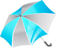 Graphic of umbrella Royalty Free Stock Photos