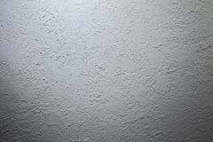 Graphic wall with textured plaster Royalty Free Stock Images