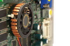 Graphics card Royalty Free Stock Image