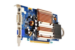 Graphics card Royalty Free Stock Photography