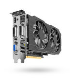 Graphics card Royalty Free Stock Photo