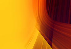 Graphics orange background for design Stock Image