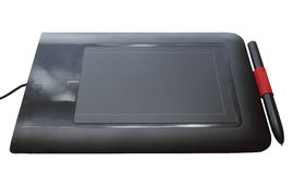 Graphics tablet Stock Images