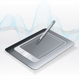 Graphics Tablet Royalty Free Stock Images