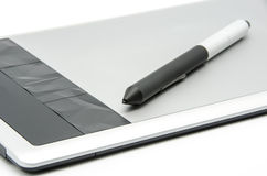 Graphics tablet Royalty Free Stock Photos