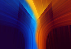Graphics vibrant background for design. Abstract vibrant graphics background for design artworks, business card Stock Image