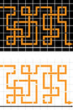 Graphique Image stock
