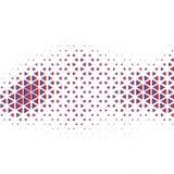 Graphique 3D de vague Image libre de droits