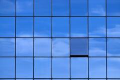 Graphique de Bleu Photographie stock libre de droits