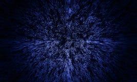 Graphique de bureau abstrait de Programmic Vicrutal de Cyber de Matrix de code de texture de conception de papier peint de fond illustration stock