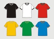 Graphiques de conception de T-shirt de calibre, vecteur Photos stock