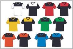 Graphiques de conception de T-shirt de calibre, vecteur Illustration Stock