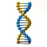 Graphisme d'ADN Photos libres de droits