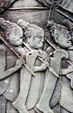 Graphisme d'Angkor Photo stock
