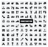 Graphisme de construction photo stock