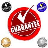 Graphisme de garantie