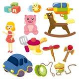 graphisme de jouet de chri de dessin anim photo stock