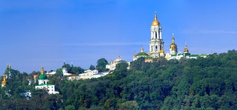 Graphisme de Kiev - Lavra Photo stock