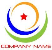 Graphisme de logo illustration de vecteur