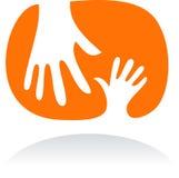 Graphisme de maternité - 3 Images libres de droits