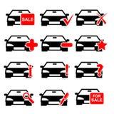 Graphisme de véhicule Photographie stock libre de droits