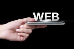 Graphisme de Web Image libre de droits