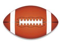 Graphisme du football américain (NFL) Images libres de droits