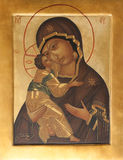 Graphisme orthodoxe Image stock