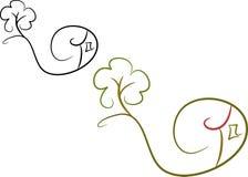 Graphisme simple de maison (iv) illustration de vecteur