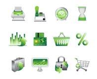 Graphismes #2 d'Internet de local commercial illustration de vecteur