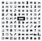Graphismes d'appareils ménagers Image stock