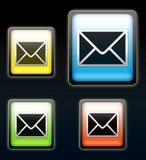 Graphismes d'email Illustration Libre de Droits