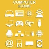 Graphismes d'ordinateur Illustration de concept de vecteur pour la conception Photographie stock libre de droits