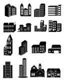 Graphismes de construction réglés Photo libre de droits