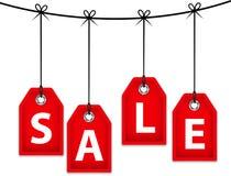 Graphismes de vente Images stock