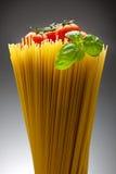 Graphismes italiens de nourriture Photos libres de droits