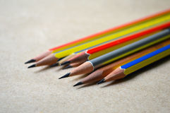 Graphite pencil Stock Photos