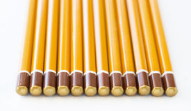 Graphite Pencil Collection Stock Photography