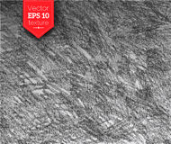 Graphite pencil hatching texture Royalty Free Stock Photography