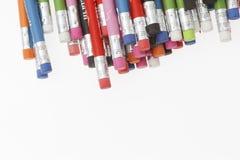 Graphite pencils Stock Photos