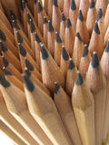 Graphite pencils Stock Images