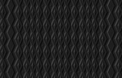 Graphite tiles. Royalty Free Stock Photos
