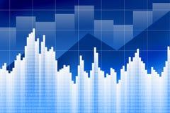Graphs Royalty Free Stock Photos