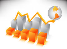 Graphs Stock Images