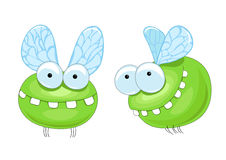 Grappig insect Royalty-vrije Stock Afbeelding