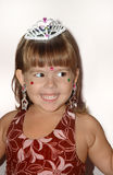 Grappig meisje royalty-vrije stock foto's