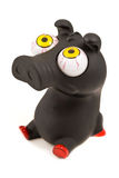 Grappig varkensstuk speelgoed Royalty-vrije Stock Fotografie