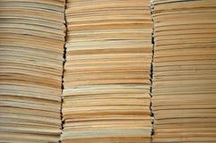 Grappige boeken Royalty-vrije Stock Afbeeldingen