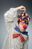 Grappige Clown Stock Fotografie