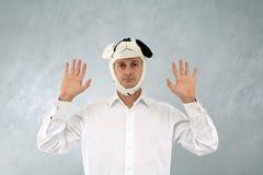Grappige hoed Royalty-vrije Stock Afbeelding